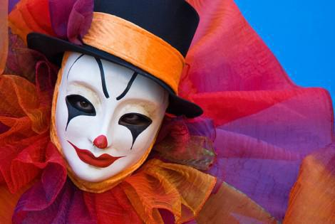 Carnival in Skala