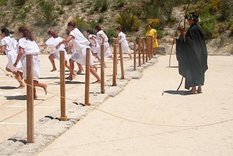 Αγώνες στη Νεμέα – Η αρχαία γιορτή που αναβιώνει κάθε 4 χρόνια