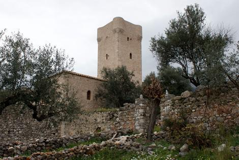 The Mourtzinos tower