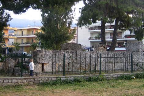 Τάφος Λεωνίδα – Το Λεωνίδαιον, έμβλημα της Σπάρτης